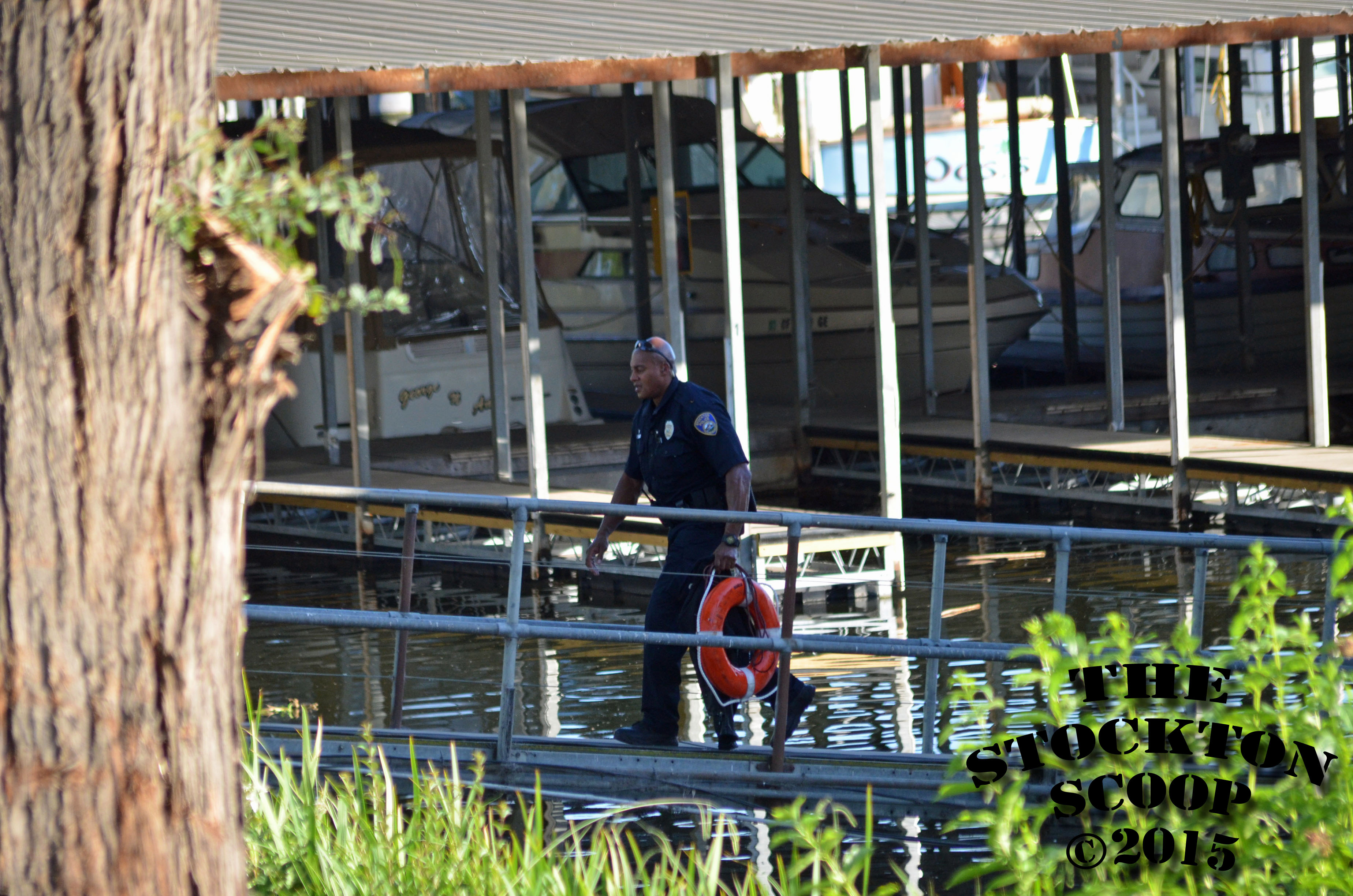 Suicidal Subject At The Village West Marina Stockton Ca The